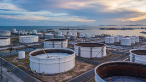 Gulf Coast Tank Farm | Vecta Environmental Services